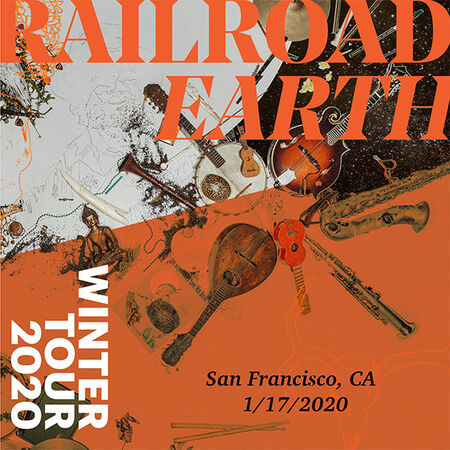 01/17/20 The Fillmore, San Francisco, CA