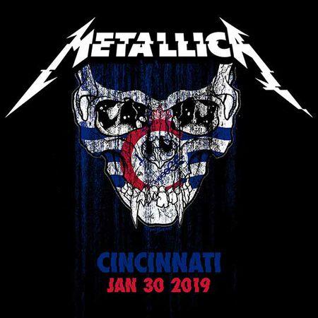 01/30/19 U.S. Bank Arena, Cincinnati, OH