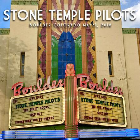 05/31/18 Boulder Theater, Boulder, CO