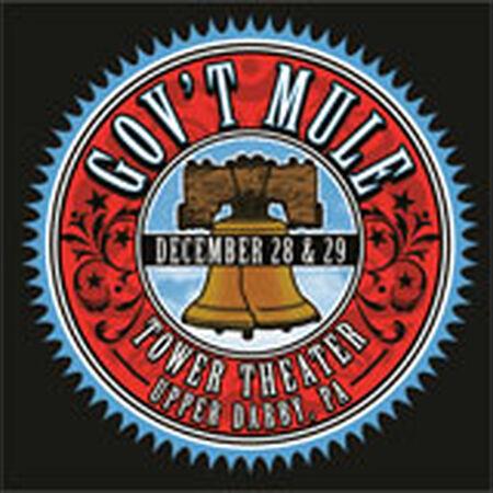 12/29/12 Tower Theatre, Philadelphia, PA
