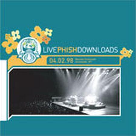 04/02/98 Nassau Coliseum, Uniondale, NY