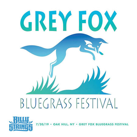 07/20/19 Grey Fox Bluegrass Festival, Oak Hill, NY