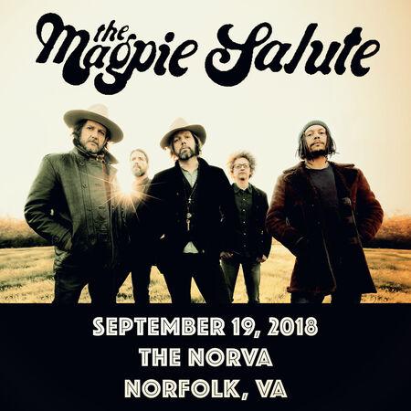 09/19/18 The NorVa, Norfolk, VA