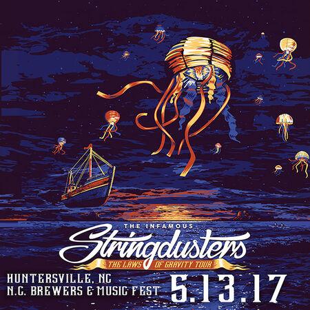 05/13/17 North Carolina Brewers & Music Festival, Huntersville, NC