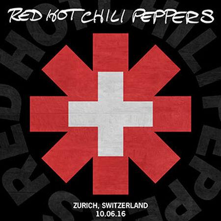 10/06/16 Hallenstadion Zurich, Zurich, CH