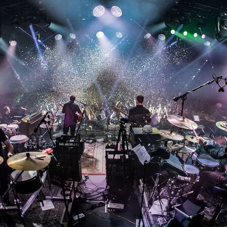12/31/17 Fillmore Auditorium, Denver, CO