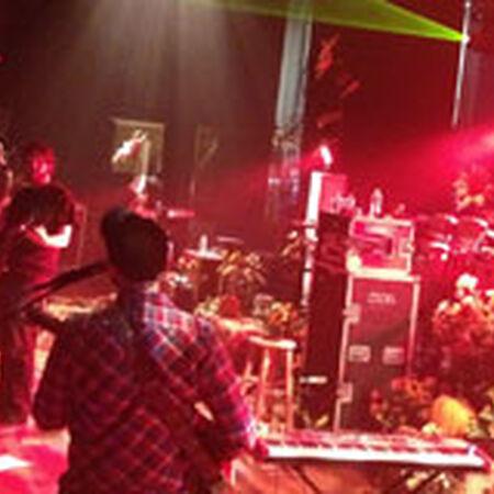10/27/12 Ryman Auditorium, Nashville, TN