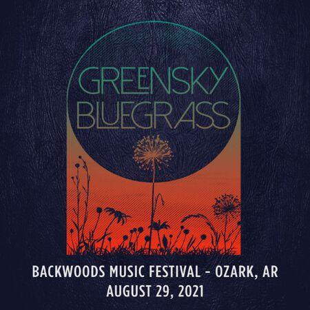 08/29/21 Backwoods Music Festival, Ozark, AR