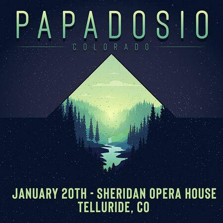 01/20/19 Sheridan Opera House, Telluride, CO