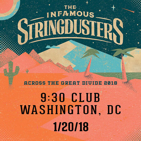 01/20/18 9:30 Club, Washington, DC