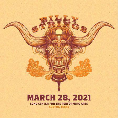 03/28/21 Luck at the Long Center, Austin, TX