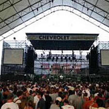 08/03/05 Chevrolet Amphitheatre, Pittsburgh, PA