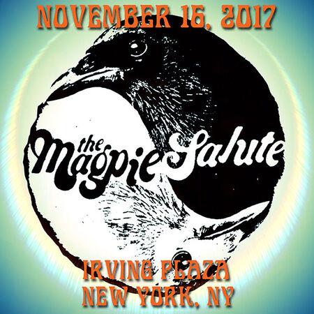 11/16/17 Irving Plaza, New York, NY