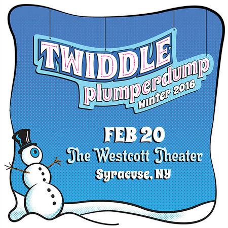 02/20/16 The Westcott Theater, Syracuse, NY