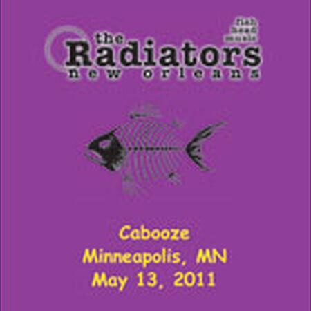 05/13/11 Cabooze, Minneapolis, MN