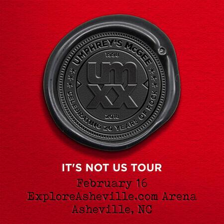 02/16/18 Exploreasheville.com Arena, Asheville, NC