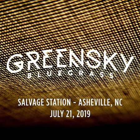 07/21/19 Salvage Station, Asheville, NC