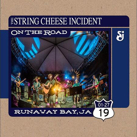 01/27/19 International Incident, Runaway Bay, JA