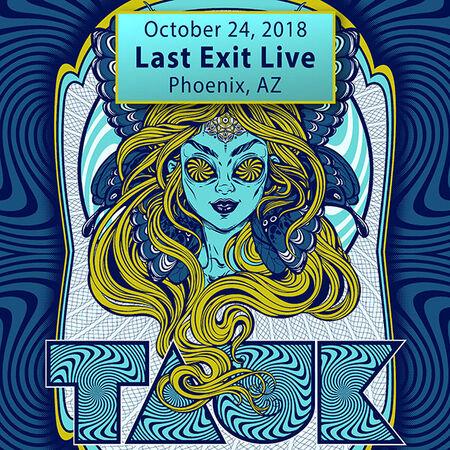 10/24/18 Last Exit Live, Phoenix, AZ