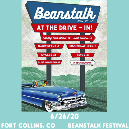 06/26/20 Holiday Twin Drive In, Ft Collins, CO