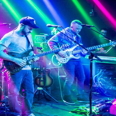 01/13/18 El Club, Detroit, MI