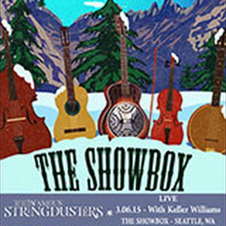 03/06/15 The Showbox, Seattle, WA
