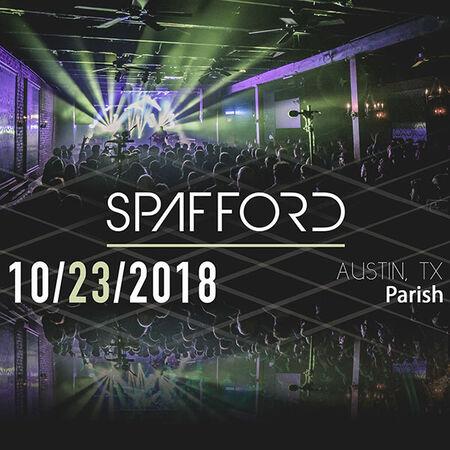 10/23/18 Parish, Austin, TX