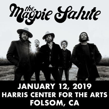 01/12/19 Harris Center for the Arts, Folsom, CA