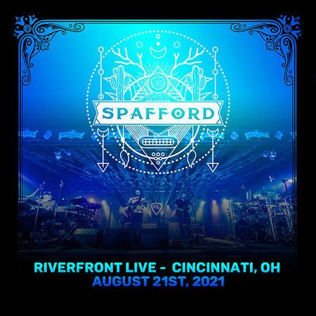08/21/21 Riverfront Live, Cincinnati, OH