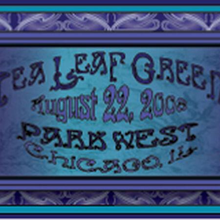 08/22/08 Park West, Chicago, IL