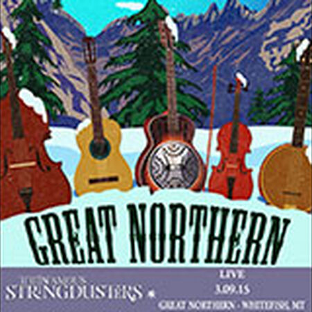 03/09/15 Great Northern, Whitefish, MT