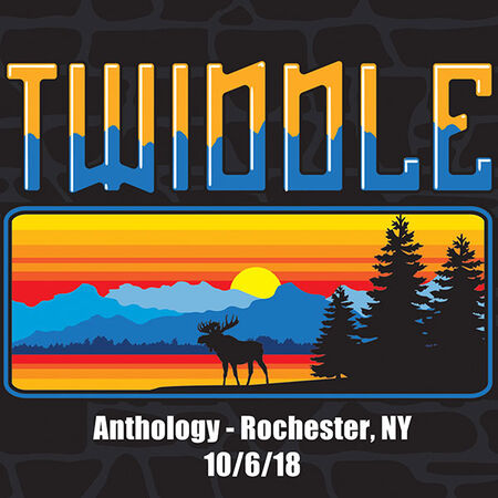 10/06/18 Anthology, Rochester, NY