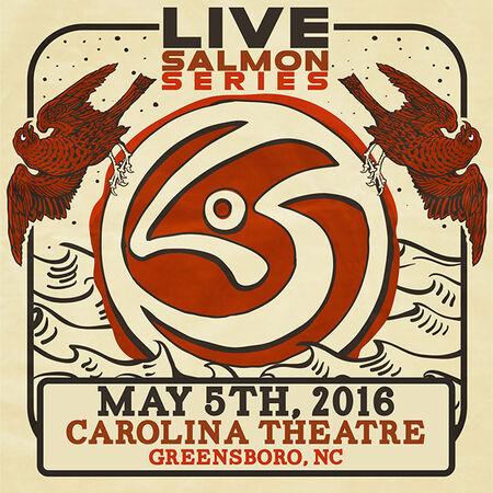 05/05/16 The Carolina Theatre, Greensboro, NC