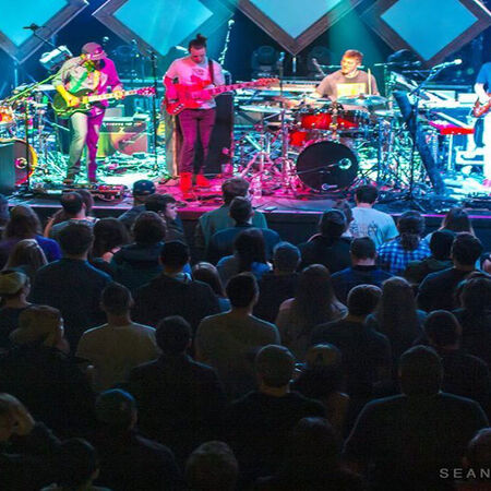 02/16/18 The Sinclair, Boston, MA