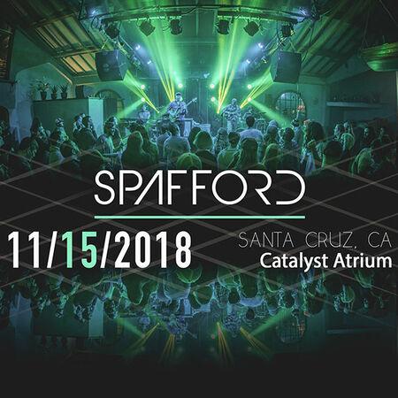 11/15/18 Catalyst Atrium, Santa Cruz, CA