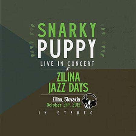 10/24/15 Jazz Days Festival, Žilina, SK