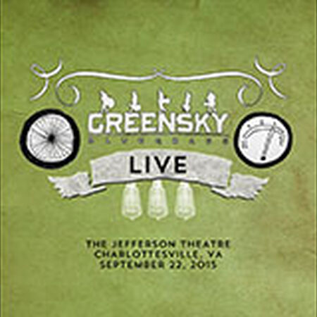 09/23/15 Jefferson Theatre, Charlottesville, VA