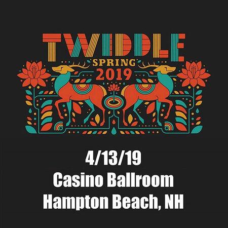 04/13/19 Casino Ballroom, Hampton Beach, NH