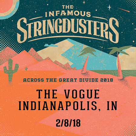 02/08/18 The Vogue, Indianapolis, IN