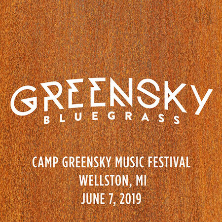 06/07/19 Camp Greensky Music Festival, Wellston, MI