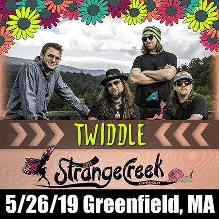 05/26/19 Strange Creek Festival, Greenfield, MA