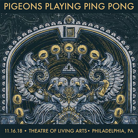 11/16/18 Theatre of Living Arts, Philadelphia, PA