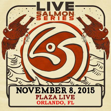 11/08/15 Plaza Live, Orlando, FL