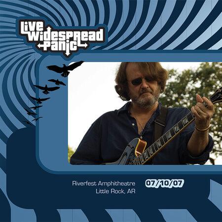07/10/07 Riverfest Amphitheatre, Little Rock, AR