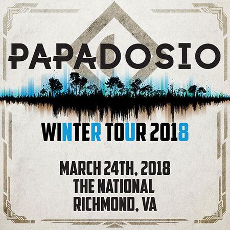 03/24/18 The National, Richmond, VA