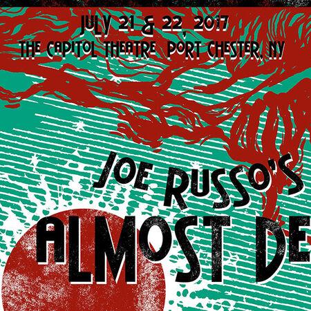 07/21/17 The Capitol Theatre, Port Chester, NY