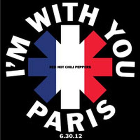 06/30/12 Stade de France, Paris, FRA