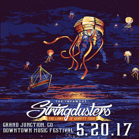 05/20/17 Grand Junction Off-Road & Downtown Music Festival, Grand Junction, CO