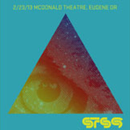 02/23/13 McDonald Theatre, Eugene, OR