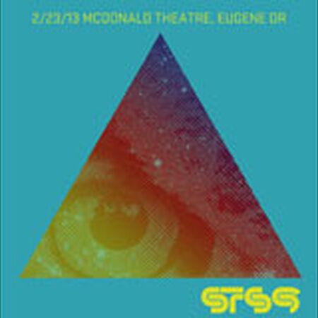 02/23/13 McDonald Theatre, Eugene, OR